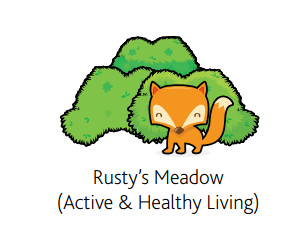 Rusty's Meadow